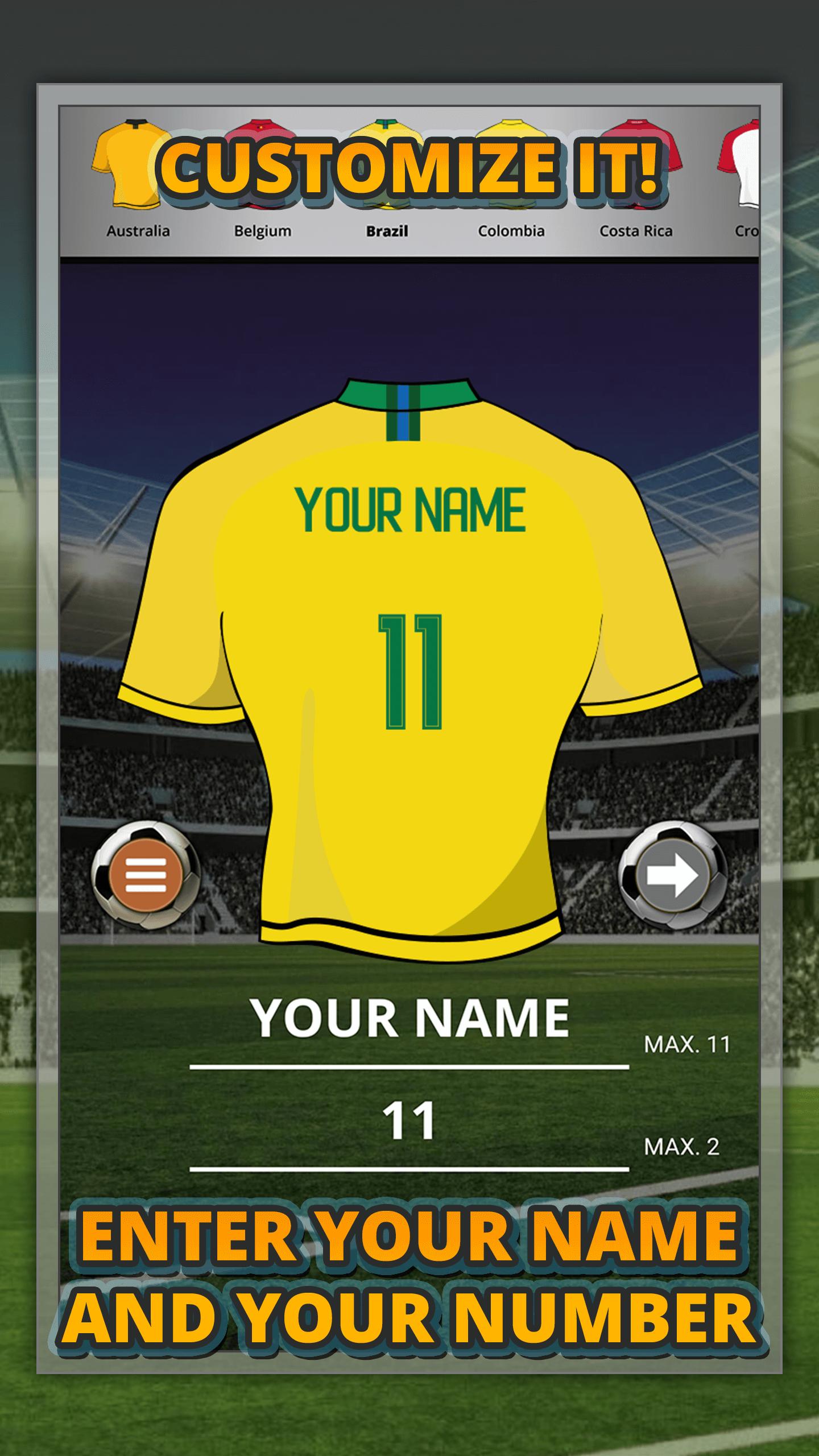 Football Jersey Maker 2021 screenshot 3