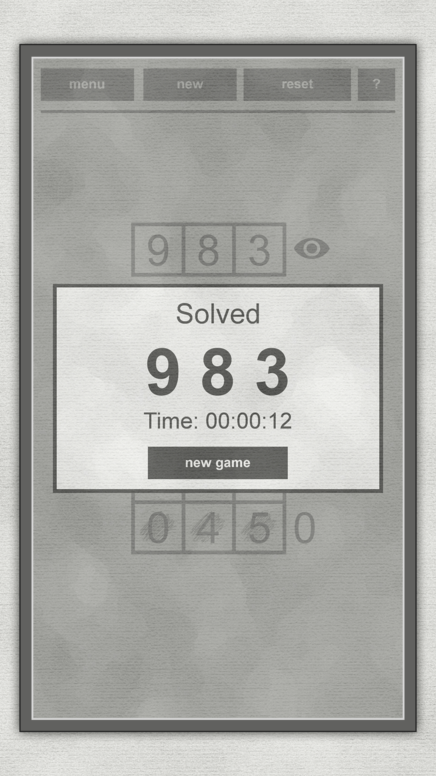 LogiBrain Numbers screenshot 4