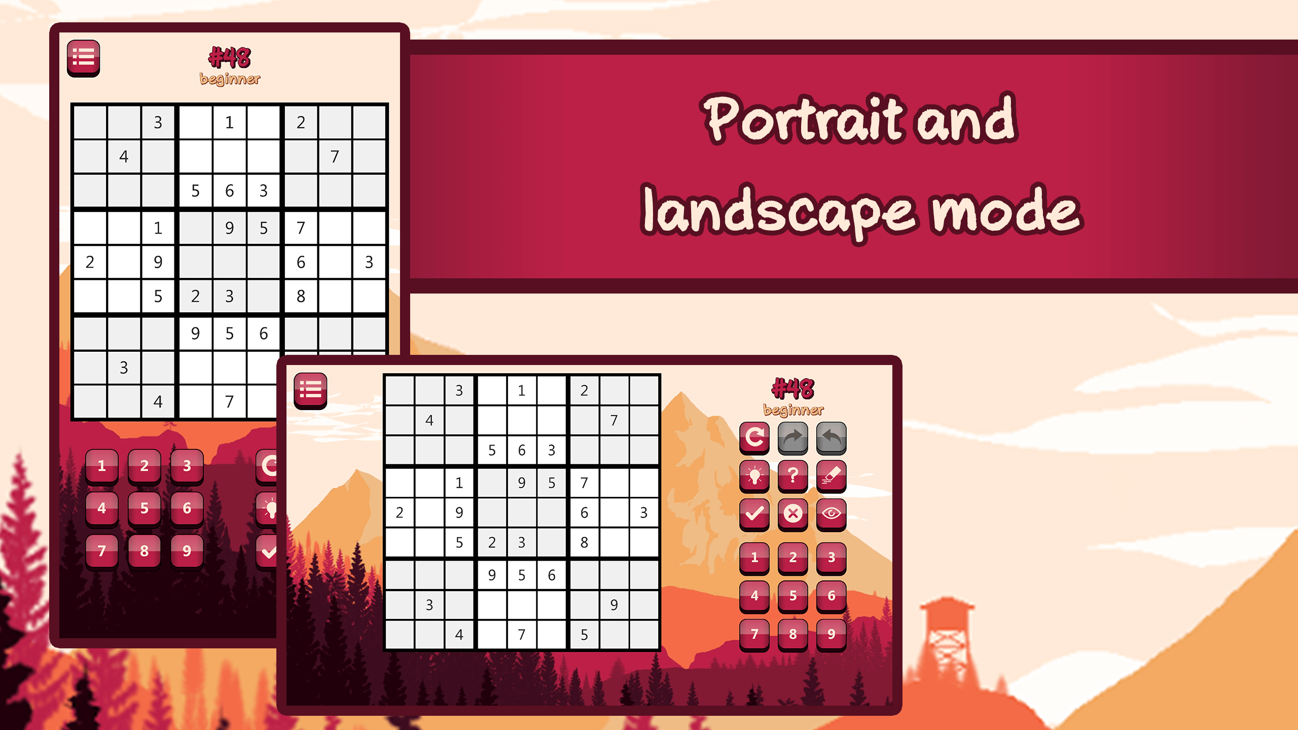 LogiBrain Sudoku screenshot 5