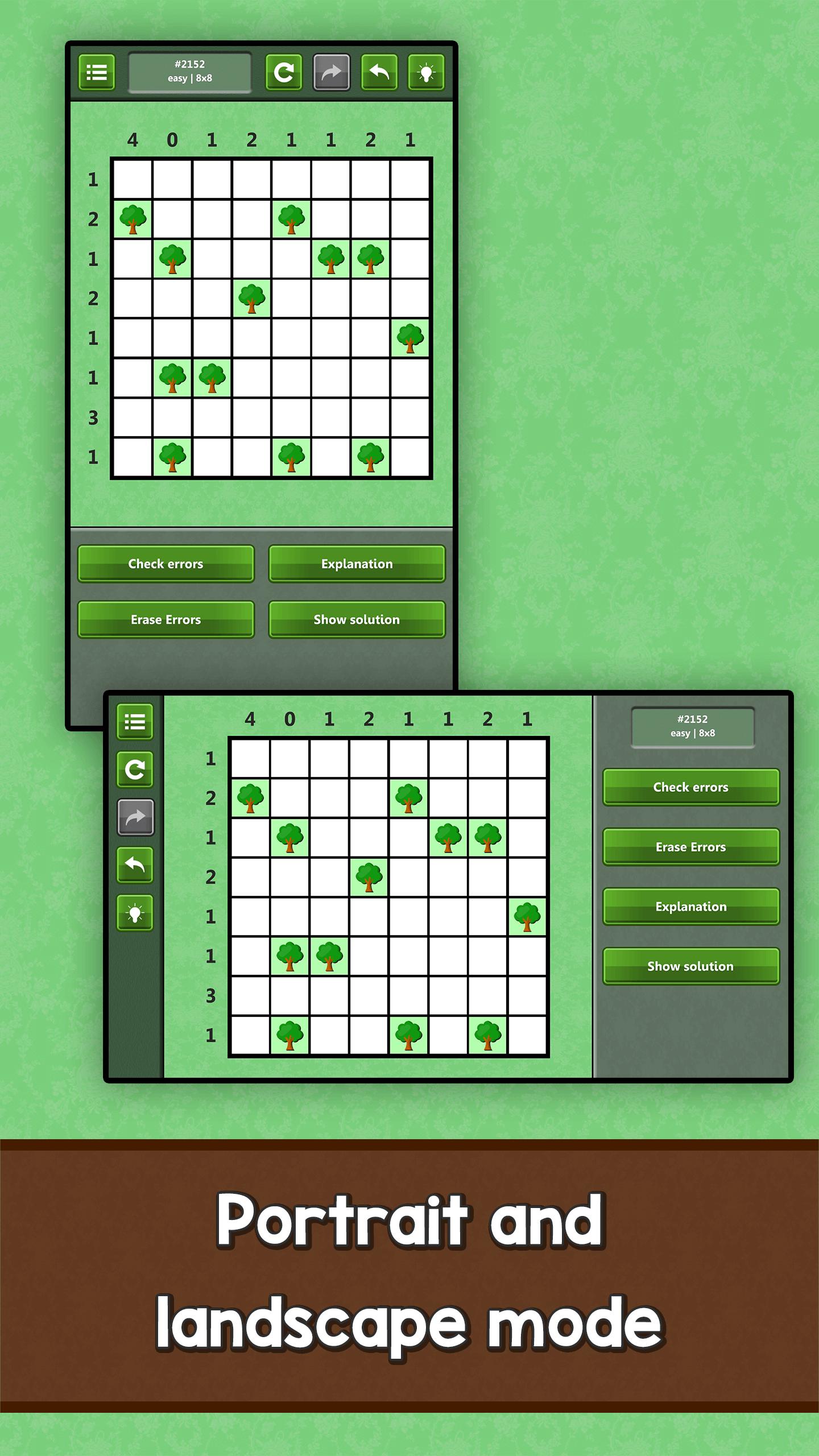 LogiBrain Tents and Trees screenshot 2
