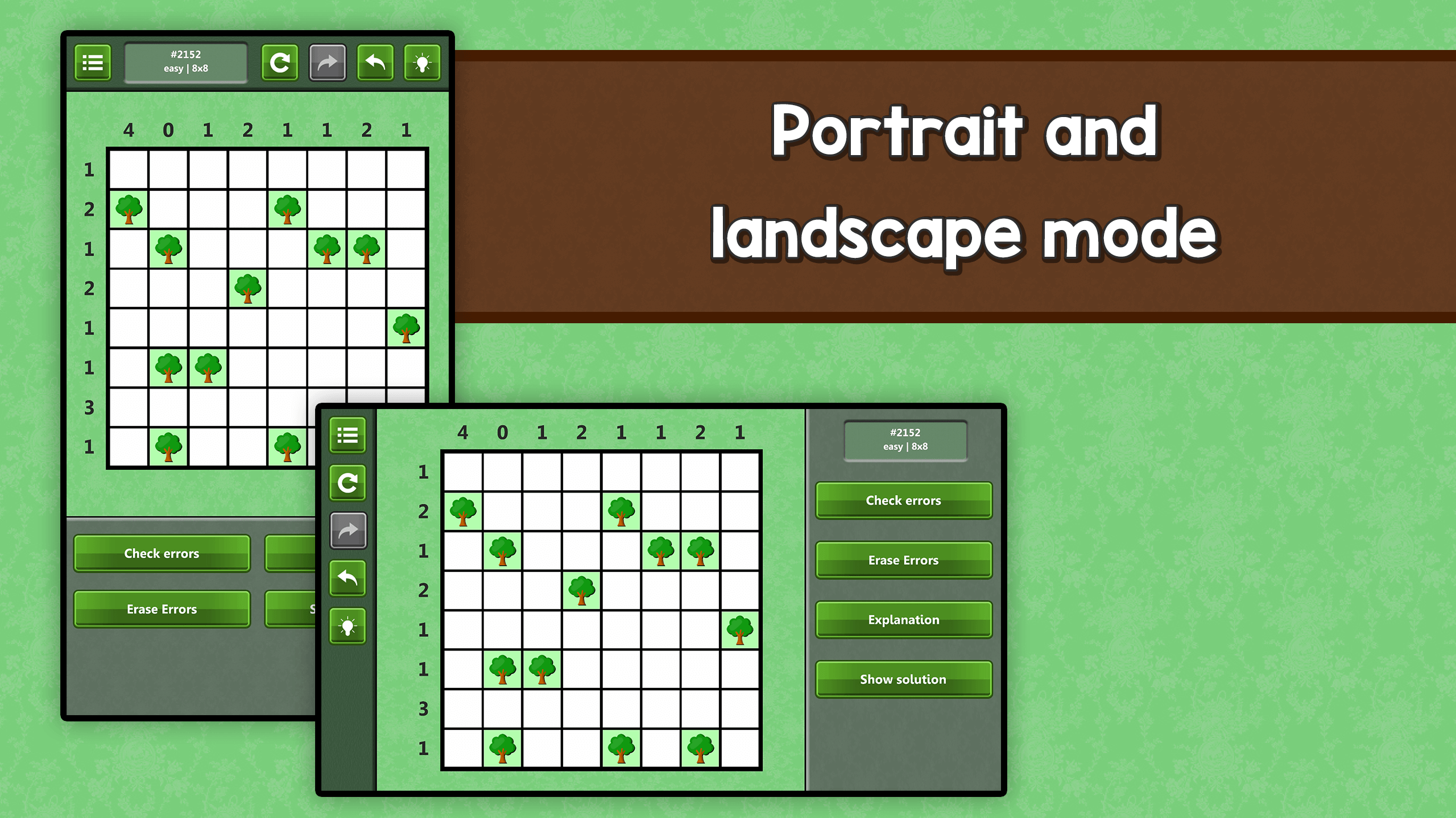 LogiBrain Tents and Trees screenshot 5