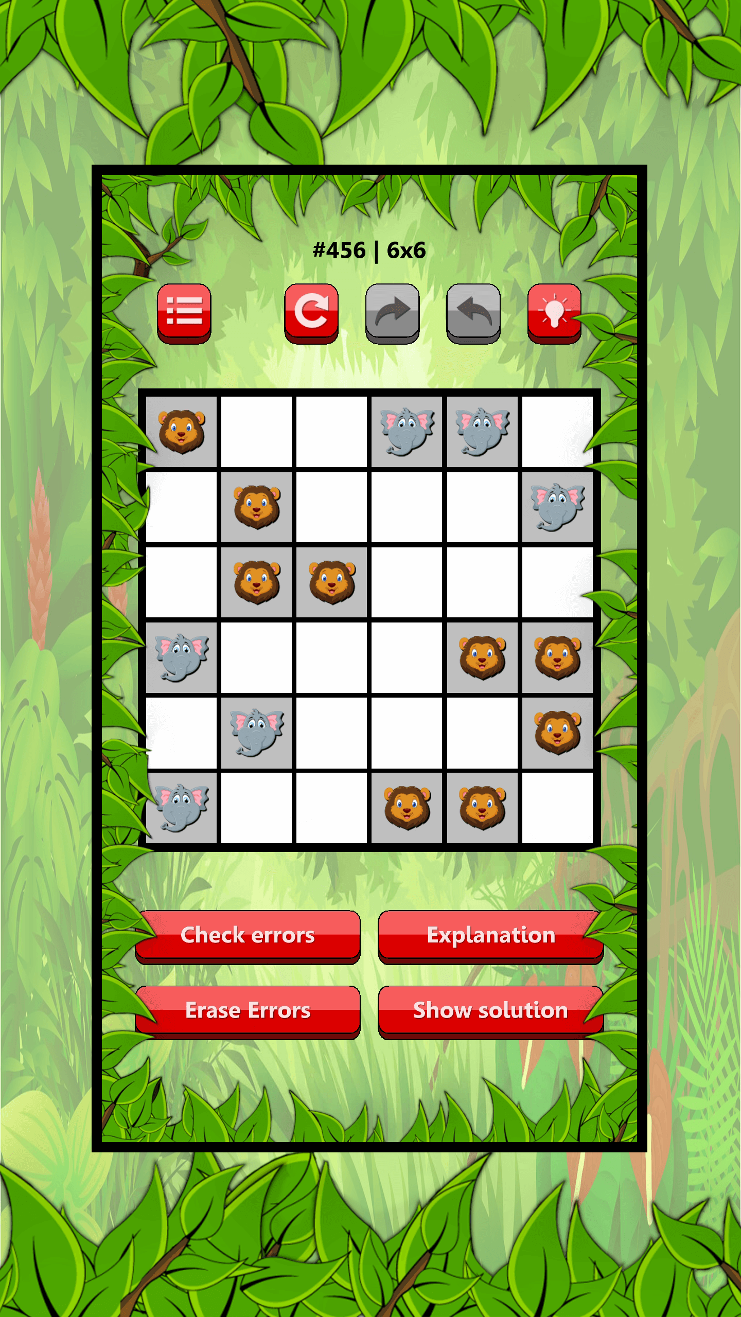 LogiKids Binary screenshot 2