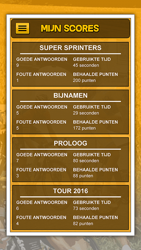 Quizerij Tour Quiz screenshot 4