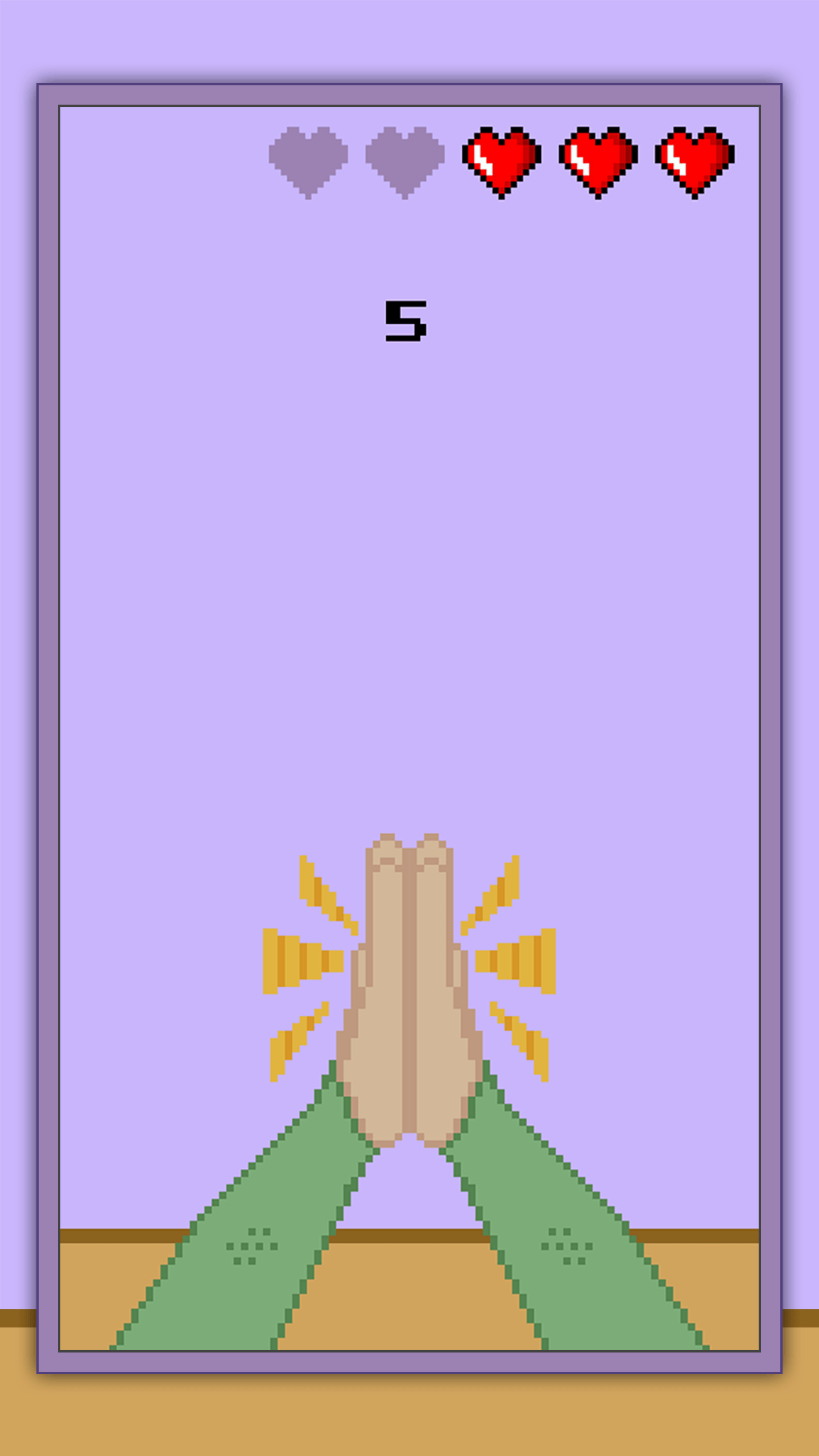 Slow Hands screenshot 1