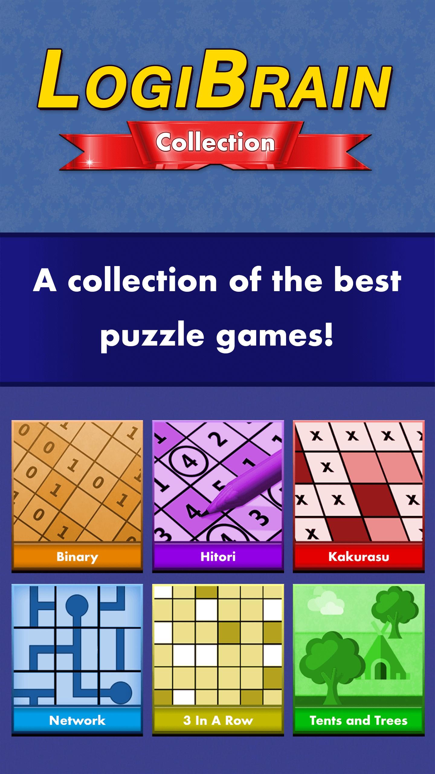 LogiBrain Collection screenshot 1