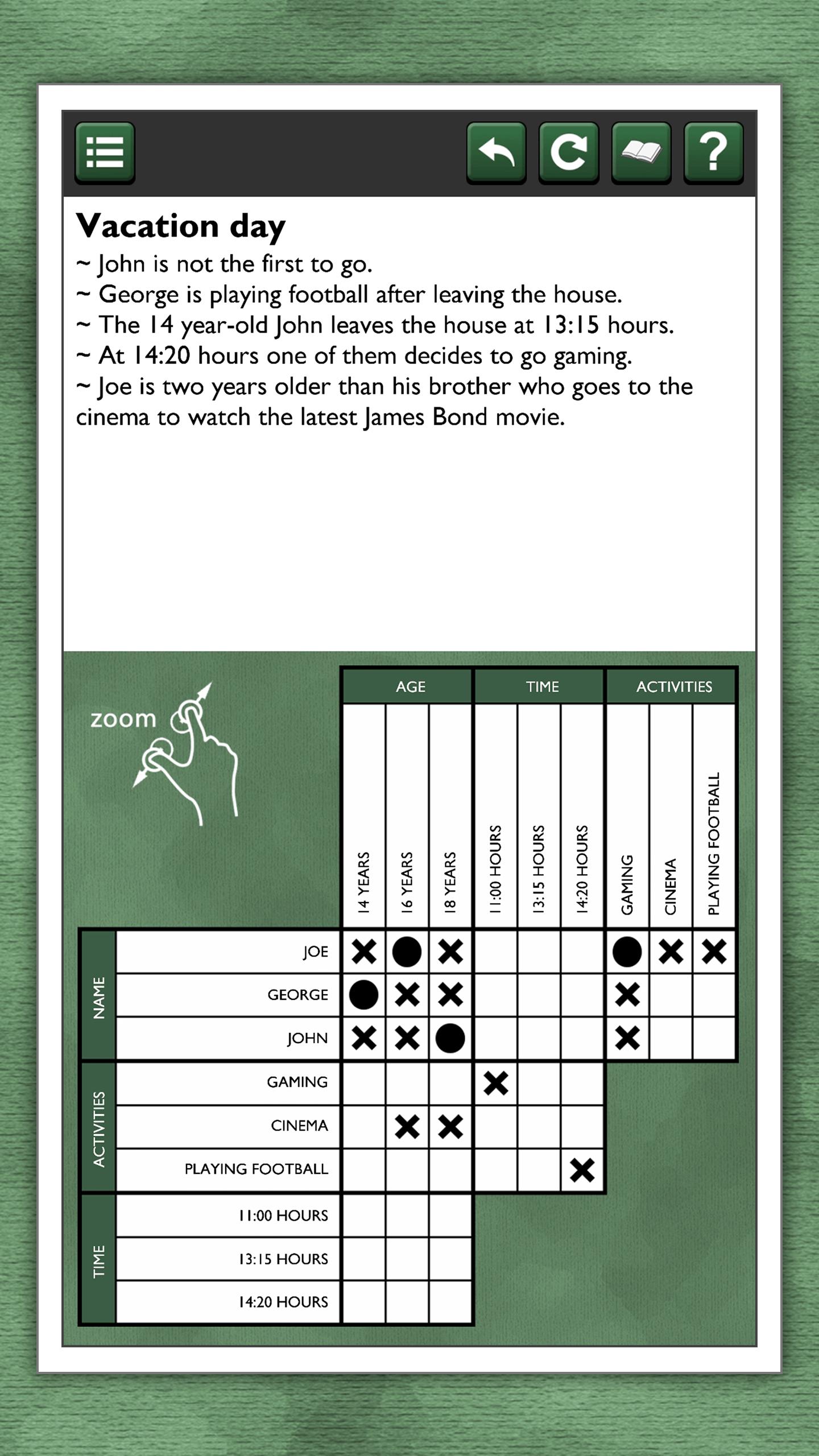 LogiBrain Grids screenshot 3