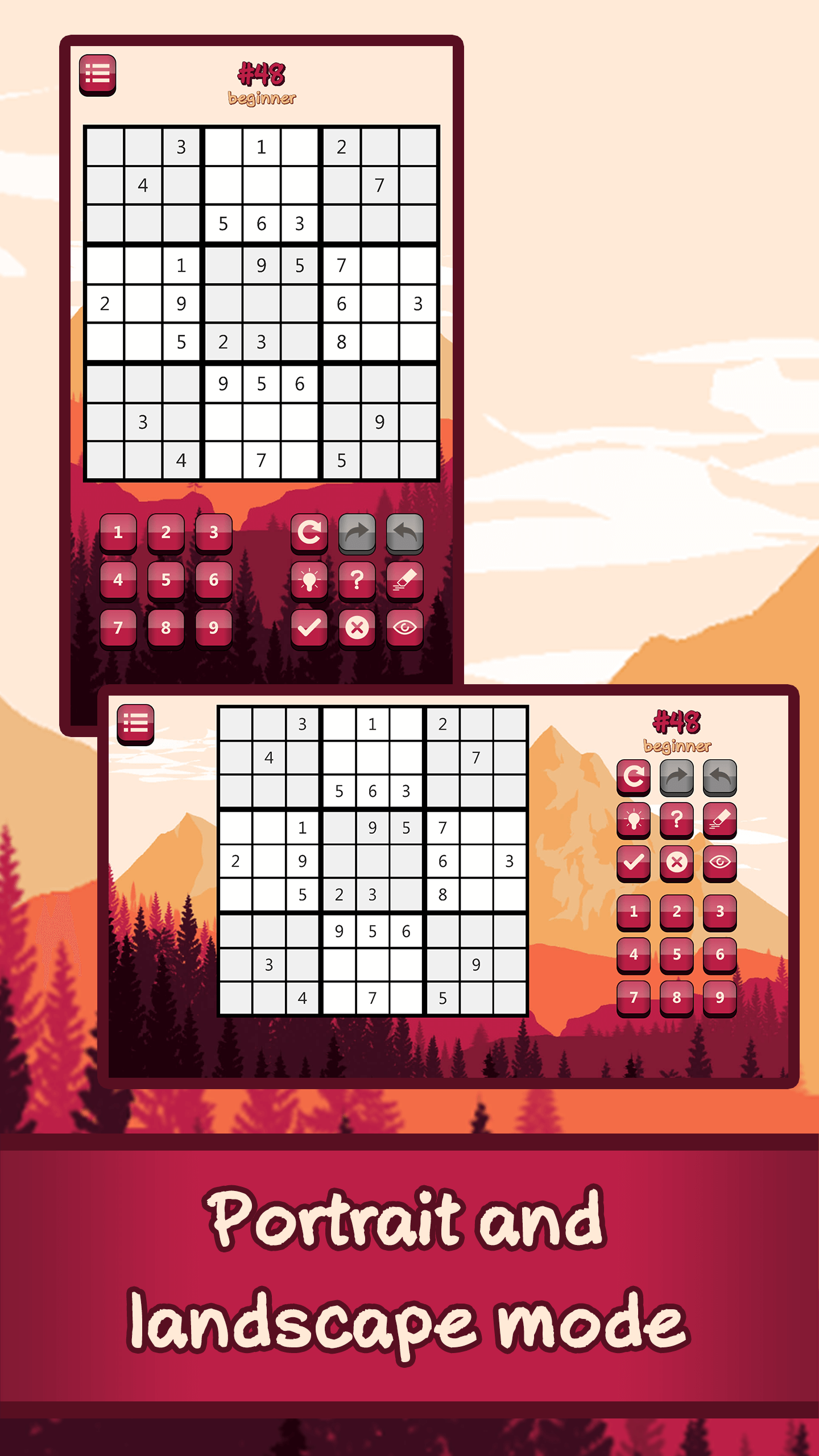 LogiBrain Sudoku screenshot 2