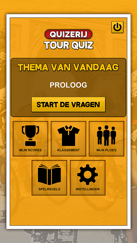 Quizerij Tour Quiz screenshot 1