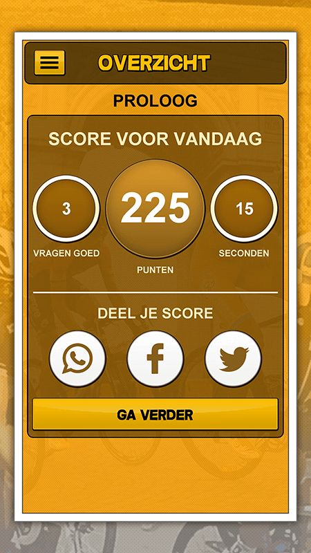 Quizerij Tour Quiz screenshot 3
