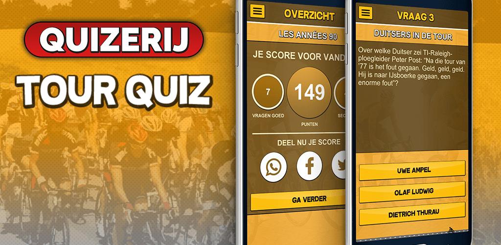 Quizerij Tour Quiz