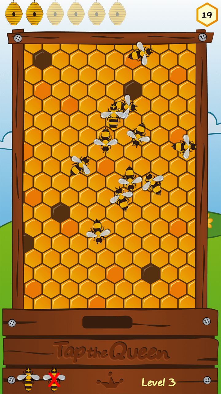 Tap the Queen screenshot 4